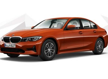 BMW 318i (G20)