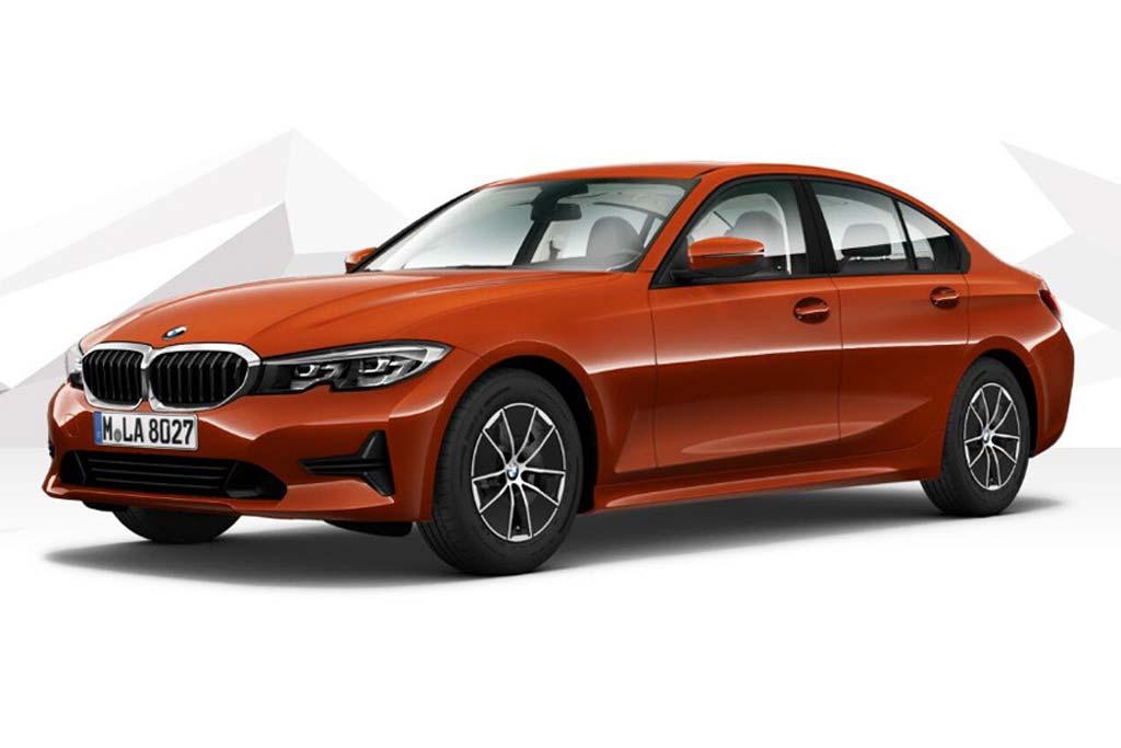 Базовой «трешке» BMW 318i (G20) вернули четырехцилиндровый мотор