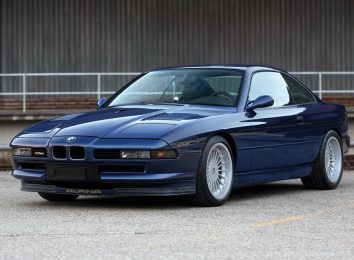 Alpina B12 5.7 Coupe