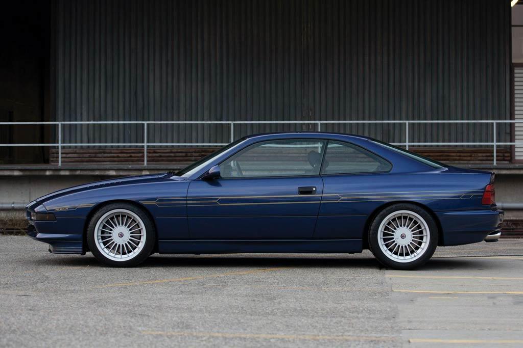 Alpina B12 5.7 Coupe