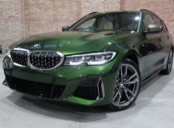 BMW 3er Verde Ermes