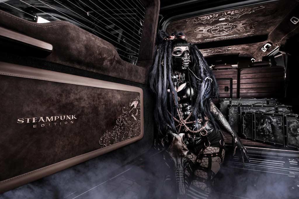 Carlex G63 Steampunk