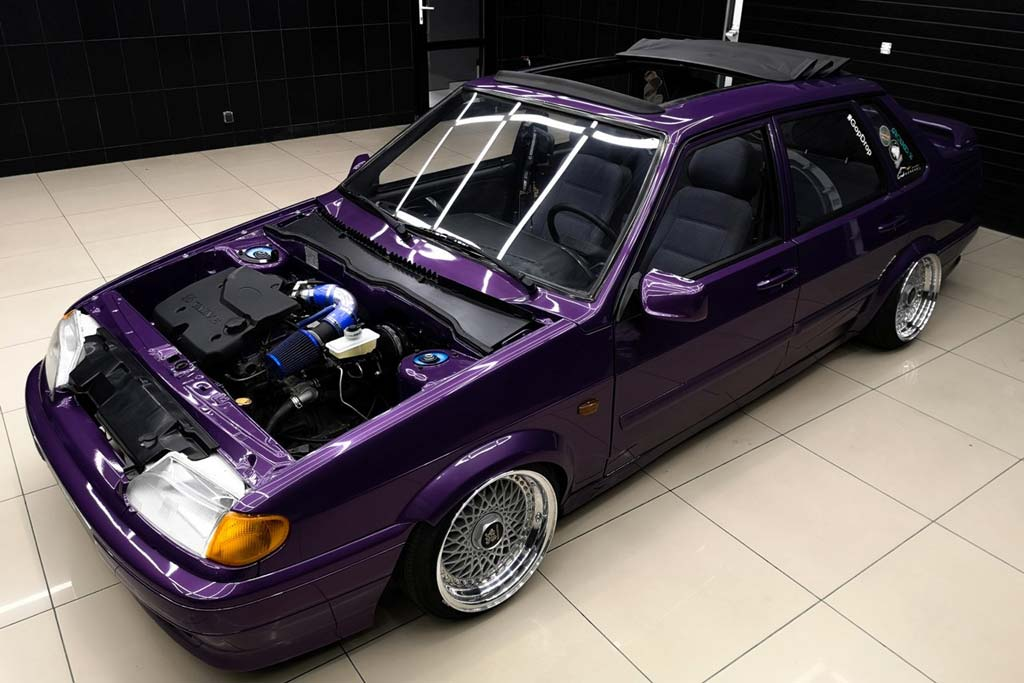 Lada 2115 Pro15