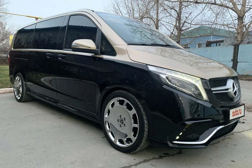 Mercedes V-Class 200d