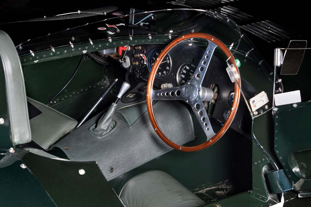 Jaguar D-Type 1955