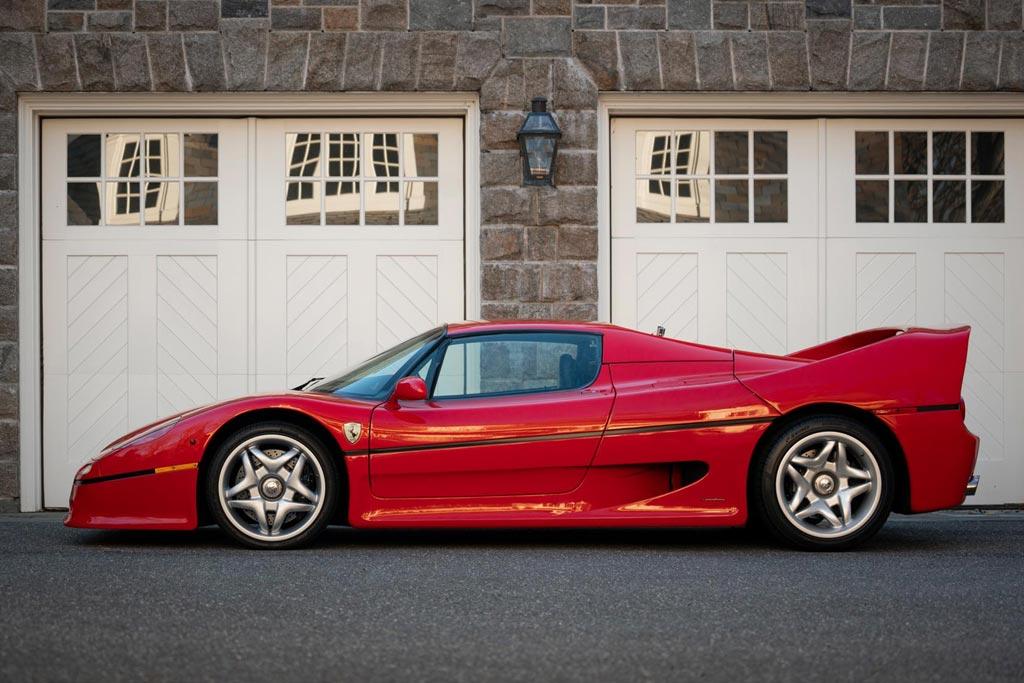 Ferrari F50 Berlinetta Prototipo