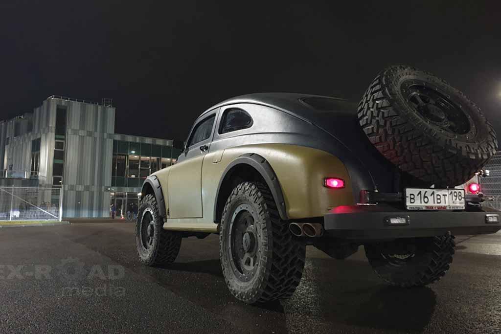 Алиса на базе ГАЗ-М20