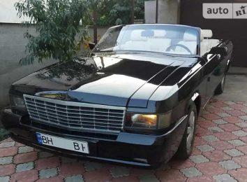 Кабриолет ГАЗ-3102