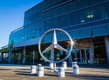 Завод Daimler