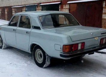 ГАЗ-3102 без пробега