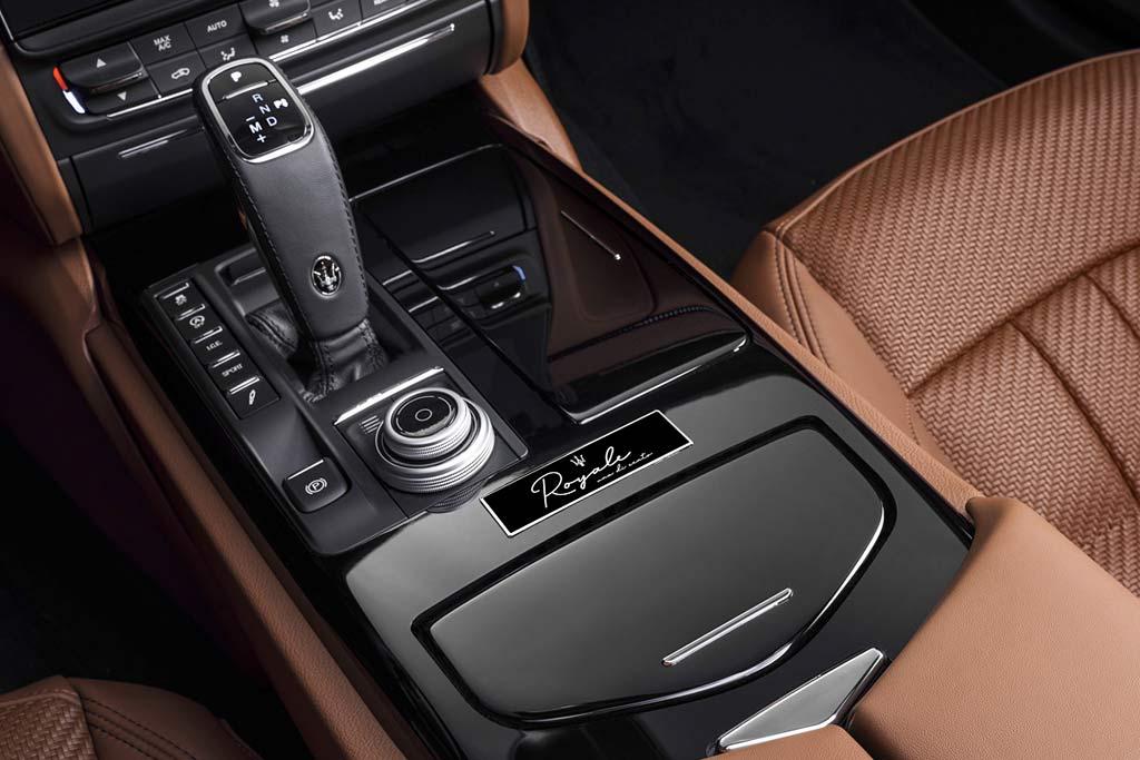 Maserati в версии Royal