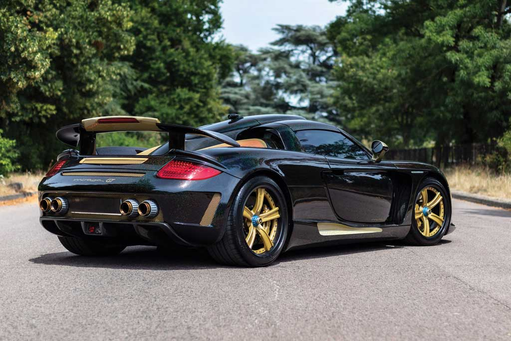Mirage GT Gold Edition