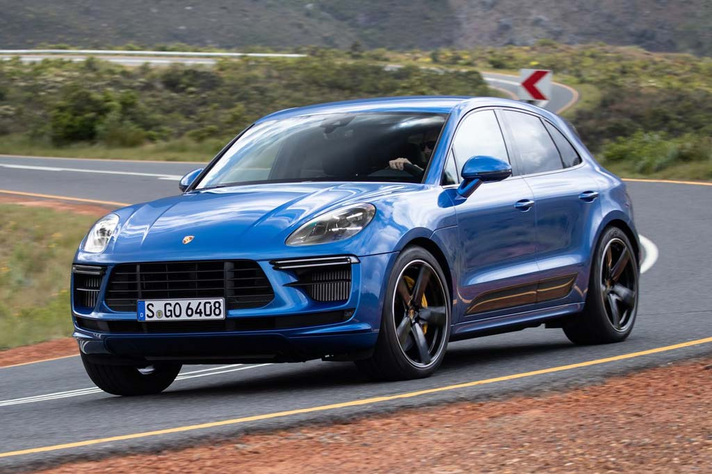 Porsce Macan Turbo