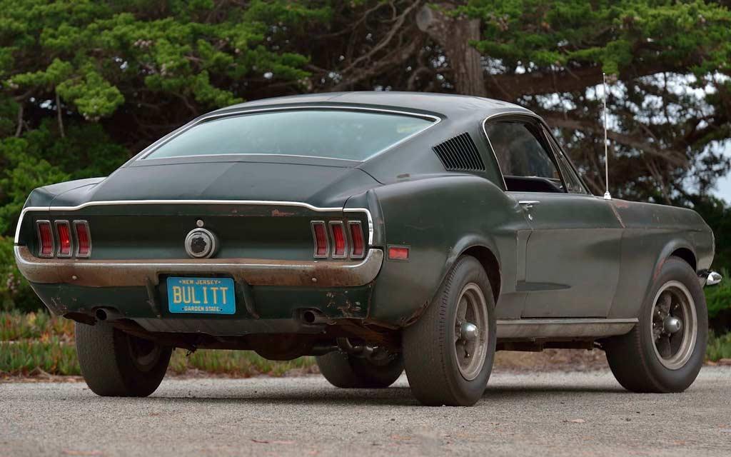 Ford Mustang GT Bullit