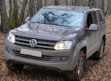 VW Amarok 2.0