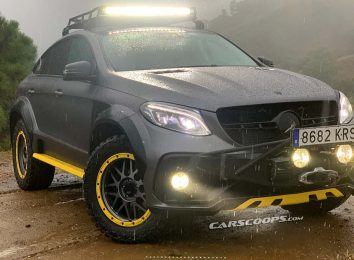 Inferno 4x4*2 GLE Coupe