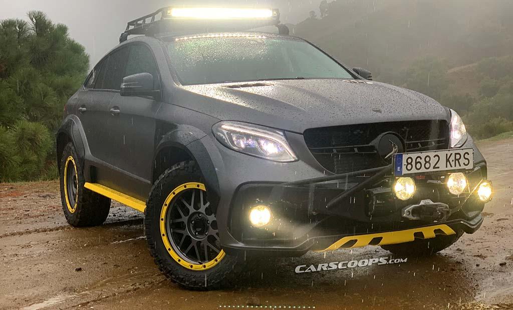 Inferno 4x4*2 GLE Coupe