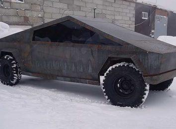 UAZ Cybertrack