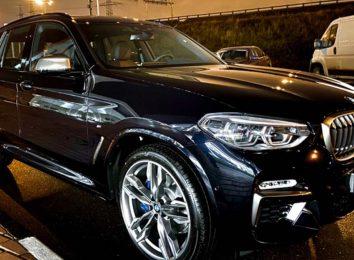 BMW X3 М40D