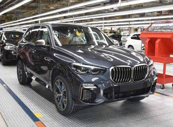Производство BMW