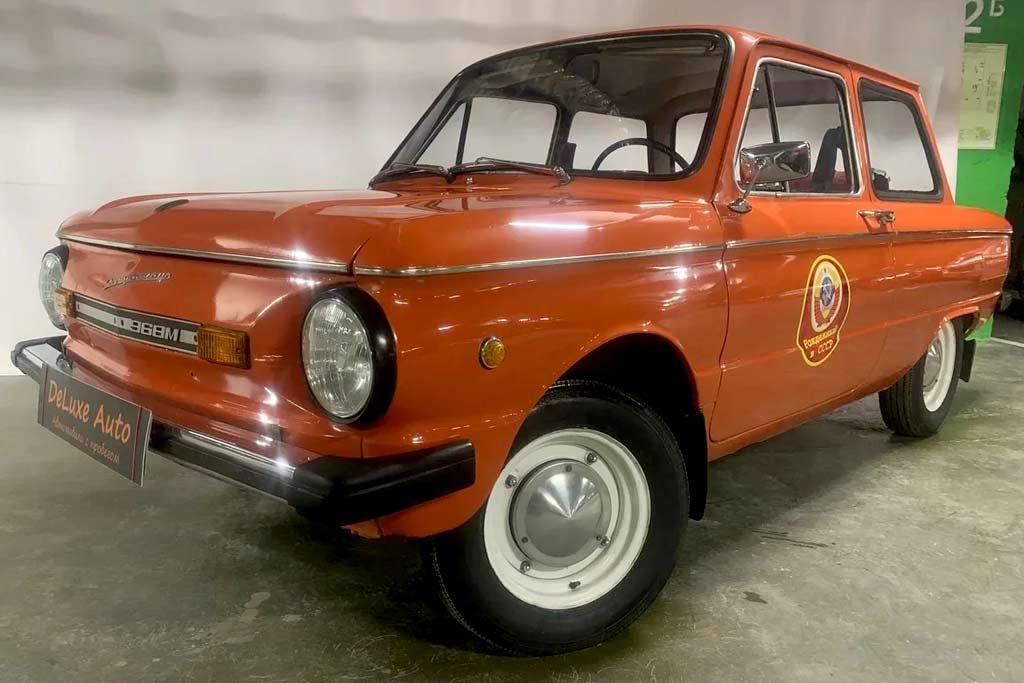 ЗАЗ 968 М 1987