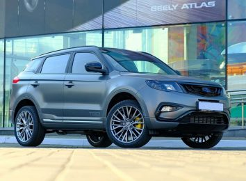 Geely Atlas [year]