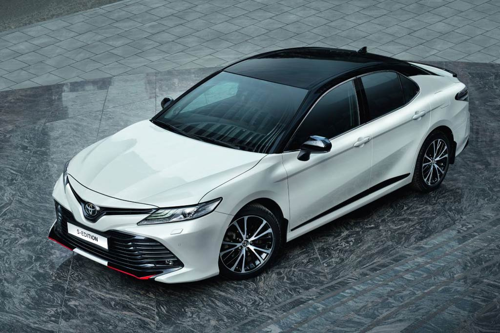 Toyota Camry S-Edition