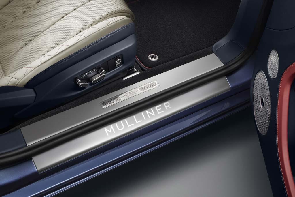 Mulliner Continental GTC
