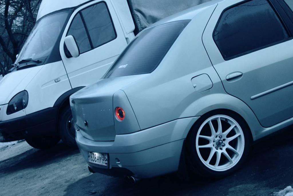 Рено Логан 1