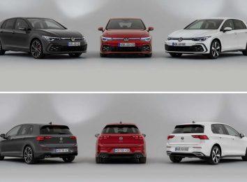 Volkswagen Golf 8 GTE