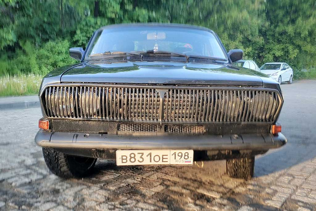 ГАЗ-24 Чарджер