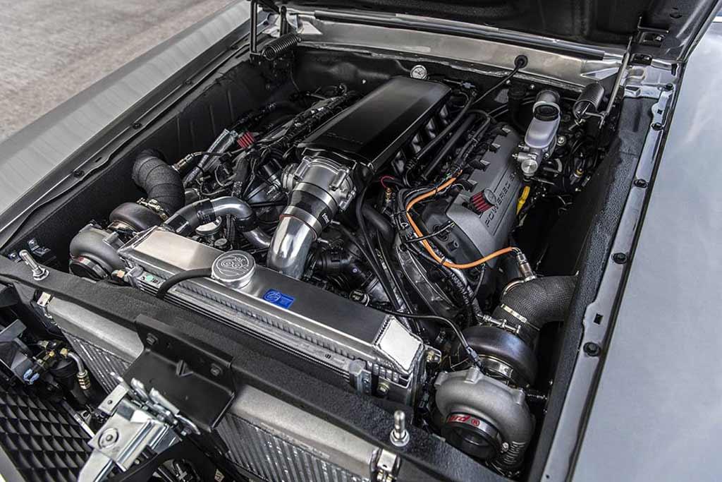 Ford Mustang Mach 1 Hitman
