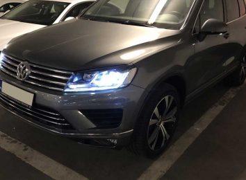 VW Touareg 3.6
