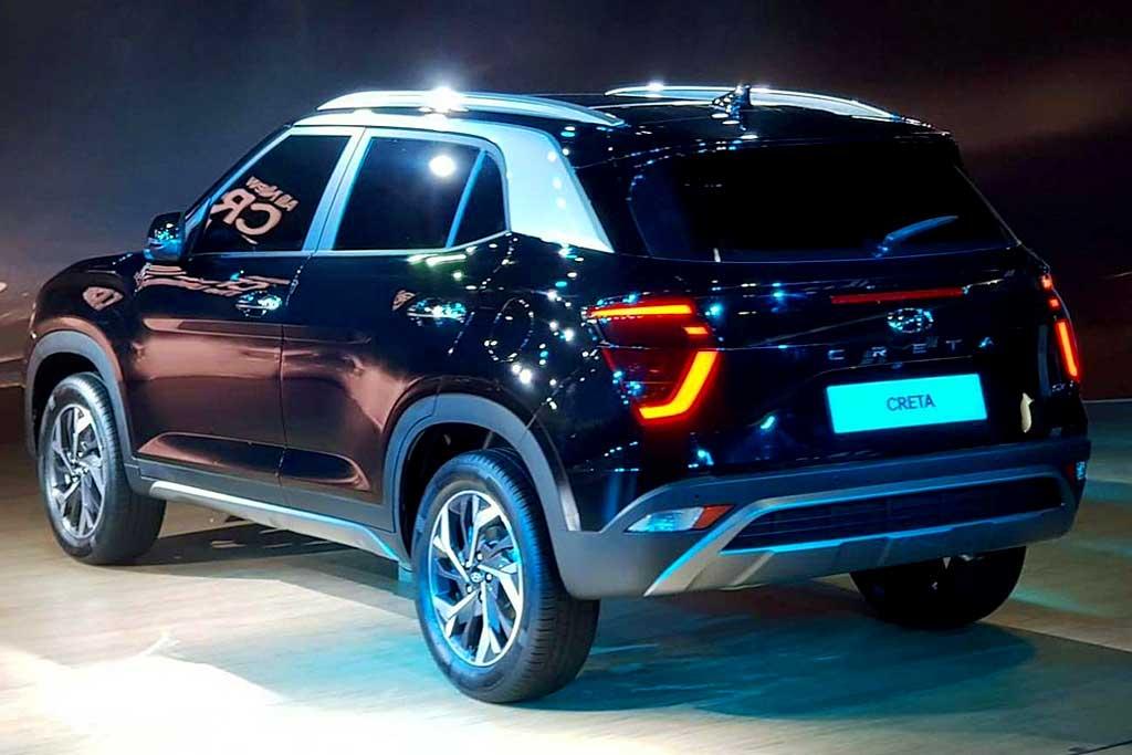 Hyundai Creta II для Индии