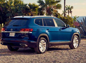 Volkswagen Atlas 2021