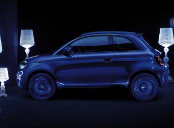 Fiat 500e Kartell