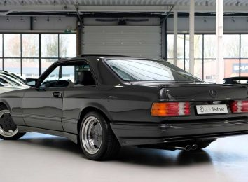 Mercedes 560 SEC AMG 6.0 Widebody 1989