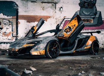Liberty Walk 650S Chernobyl