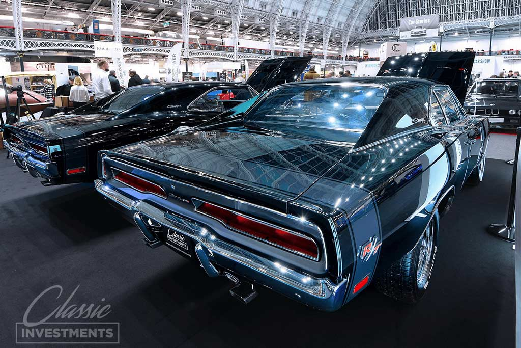 Dodge Charger R/T 440 1969