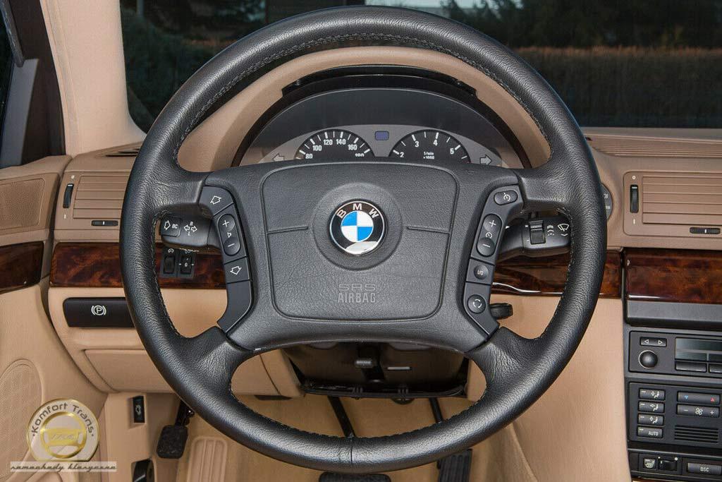 BMW 740i (E38) 1997