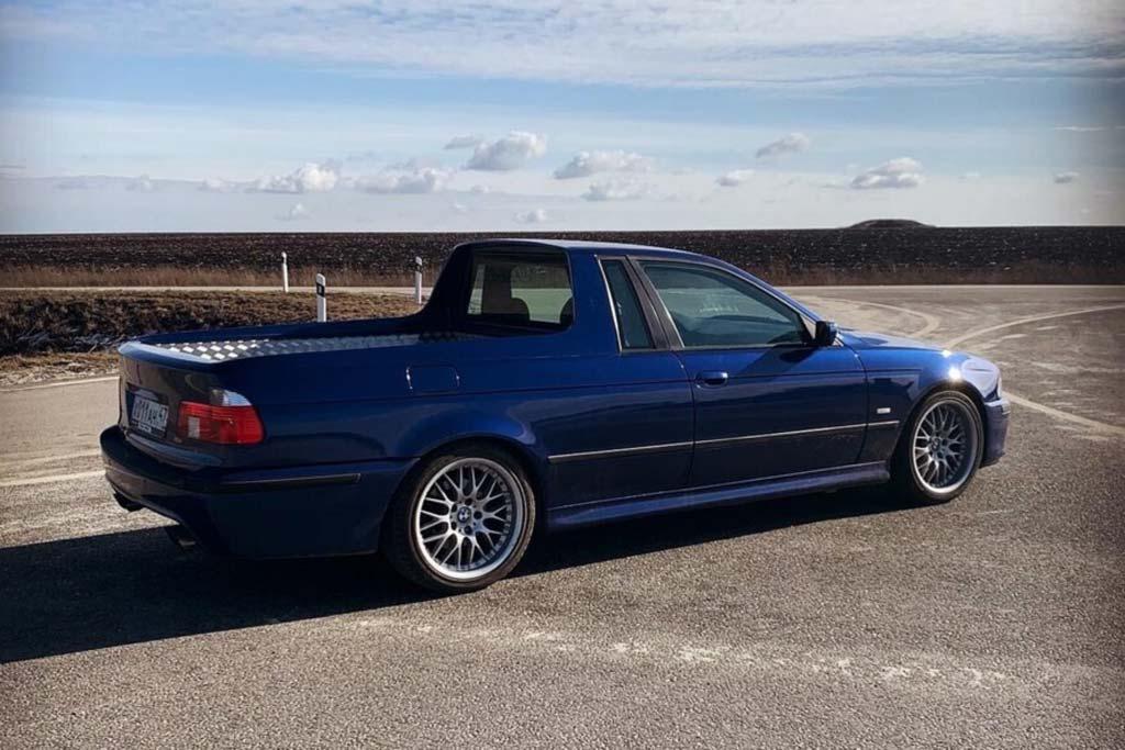 Пикап BMW 530d (E39)