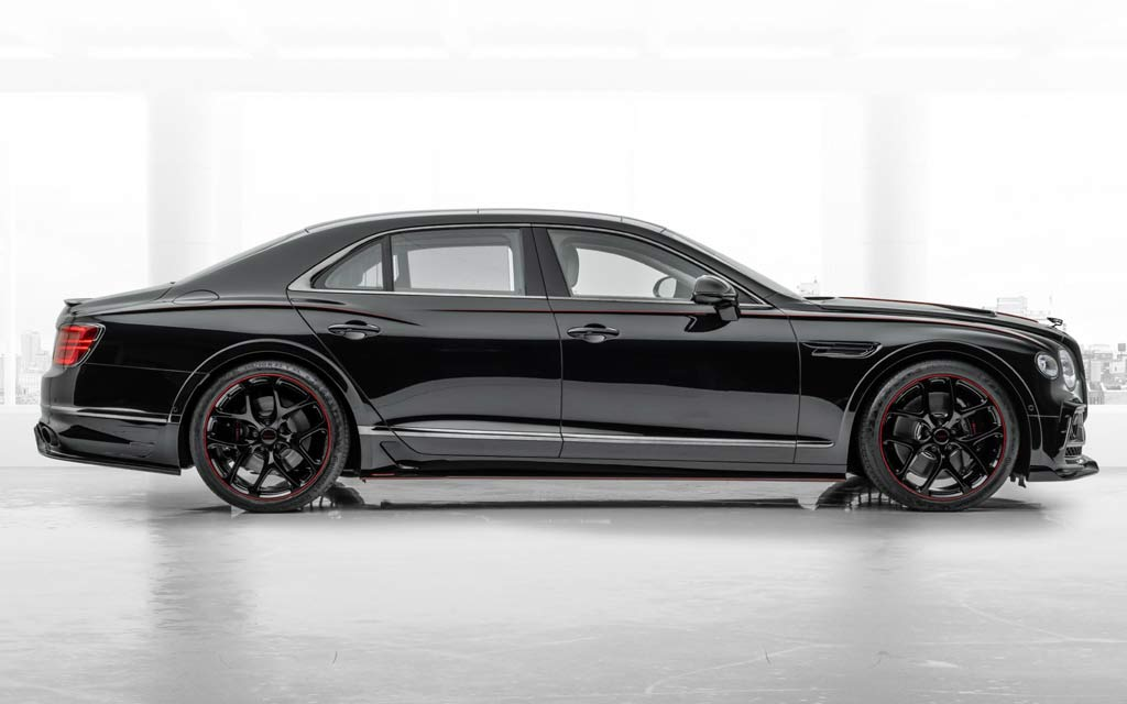 Mansory Flying Spur W12