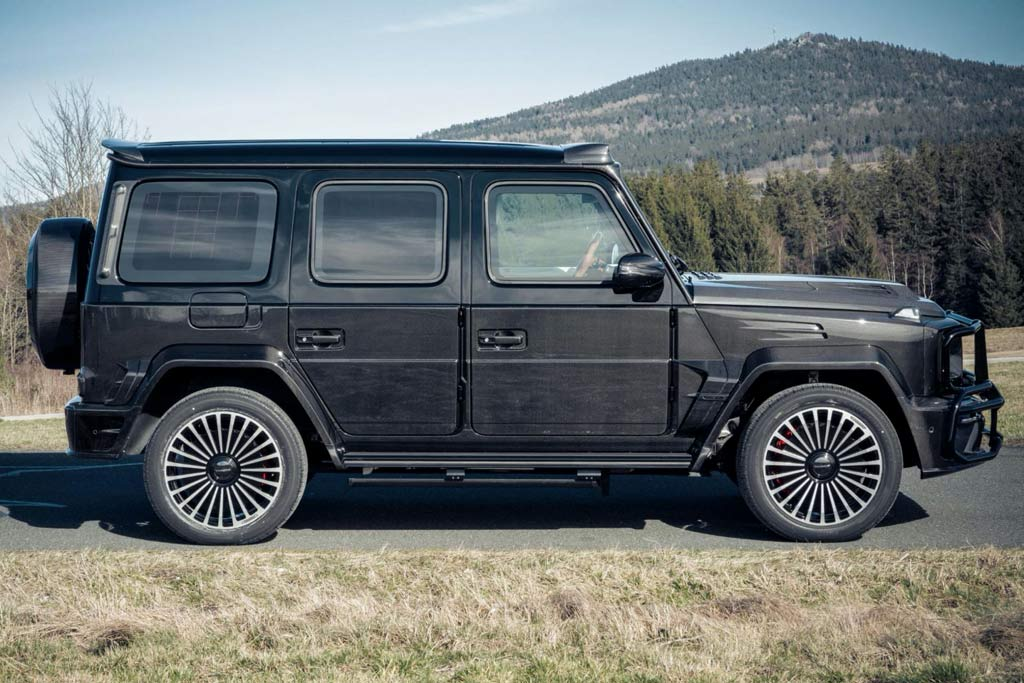 Mansory G63 Armored