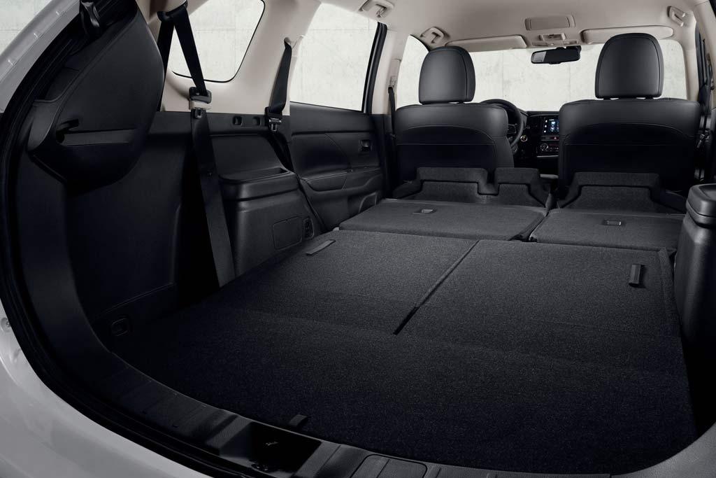 Багажник Mitsubishi Outlander 3