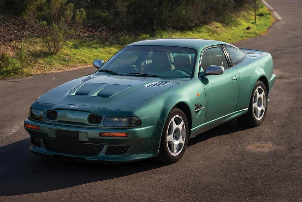 Aston Martin Vantage Le Mans V600
