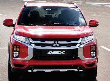 Mitsubishi ASX [year]