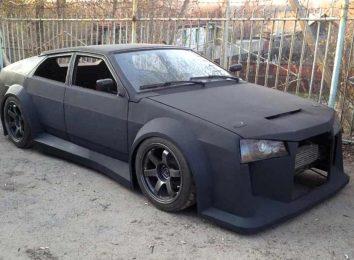 Бэтмобиль на базе ВАЗ-21099