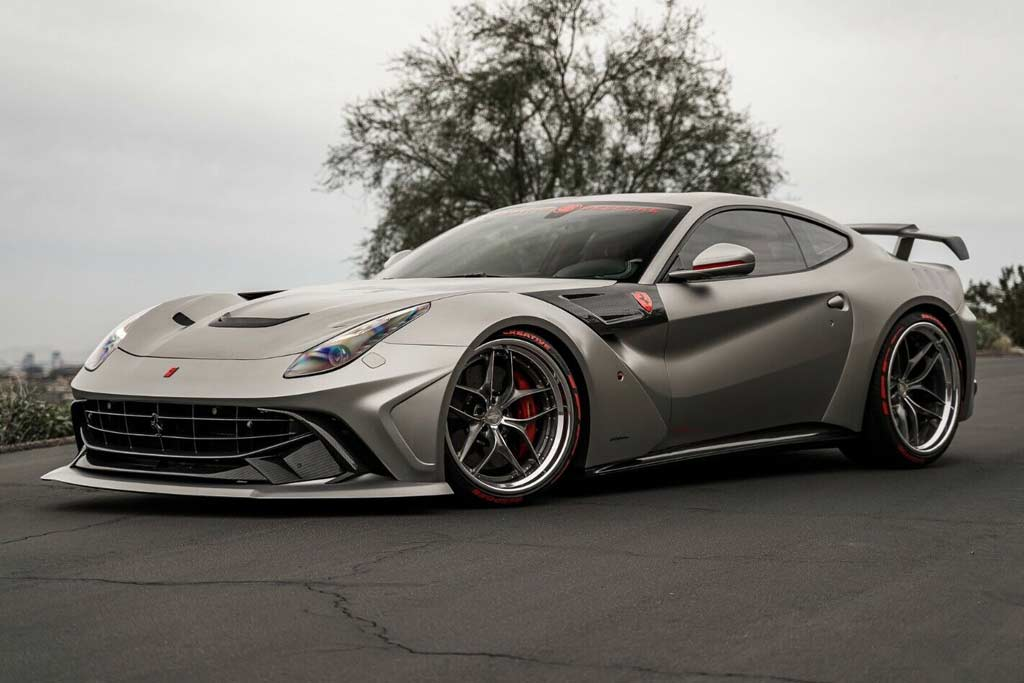 Creative Bespoke F12 Berlinetta