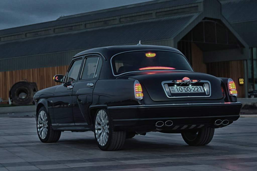 ГАЗ-21 из Баку