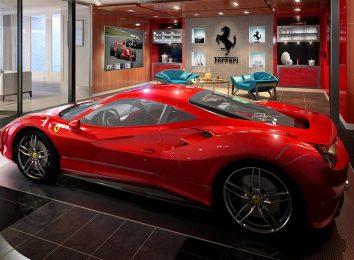 Прибыль Ferrari
